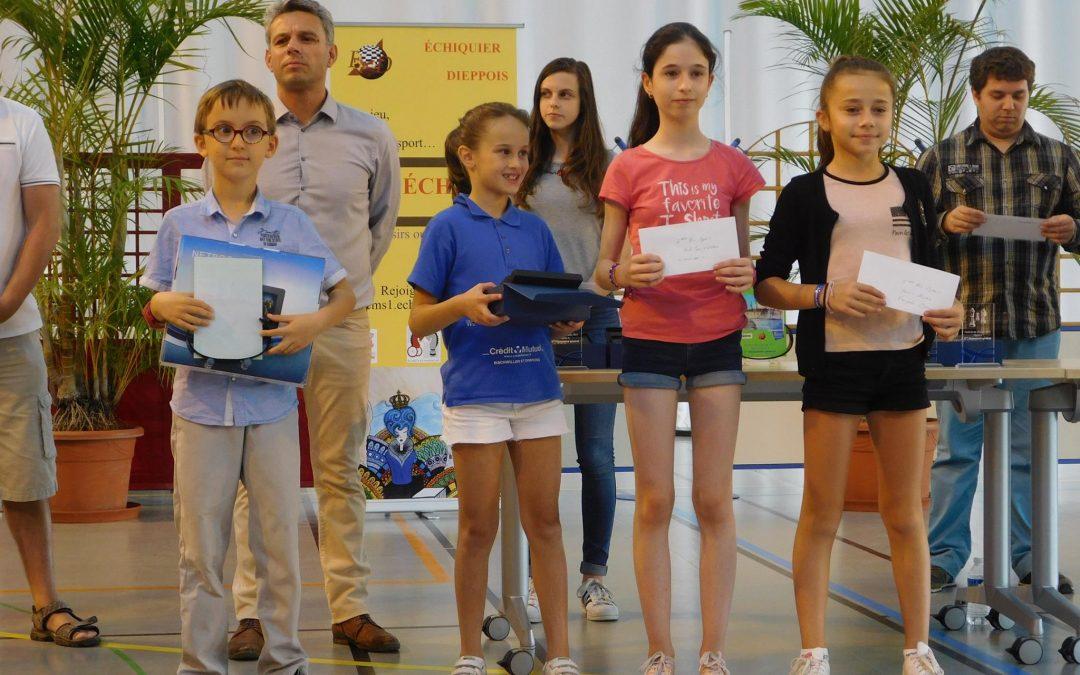 13ème Open International de Dieppe