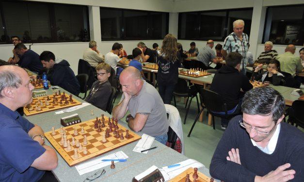 Résultats ronde 5 (12/02/18) du tournoi interne