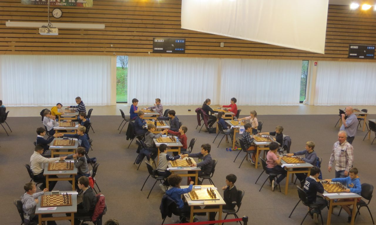 Championnat de Seine Maritime jeunes 2017
