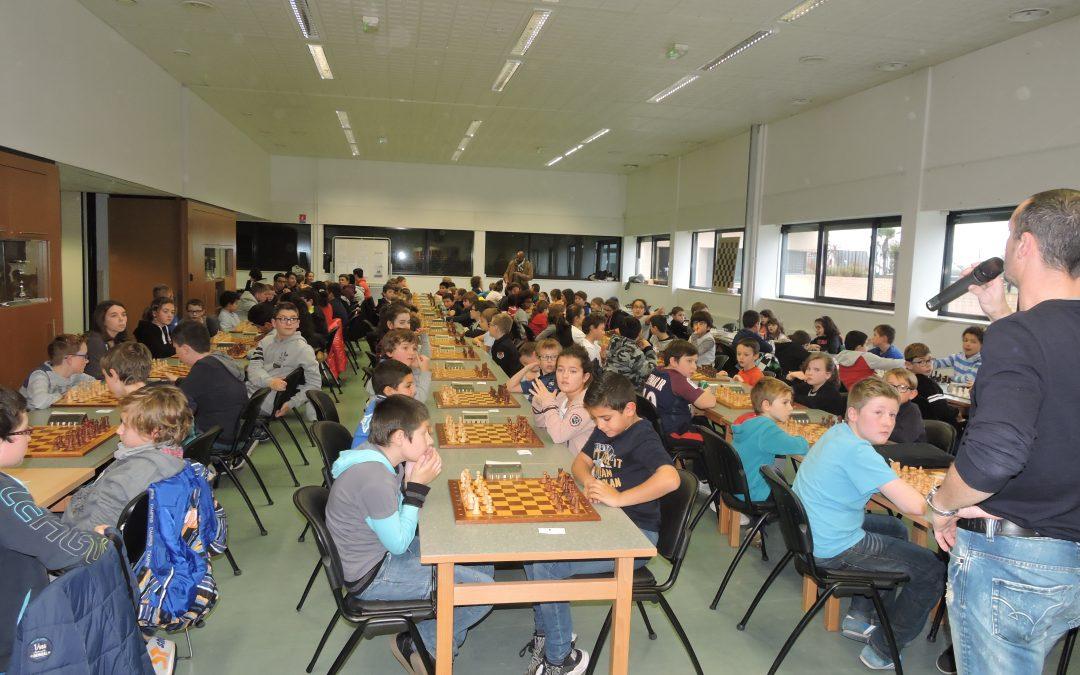 Championnat Scolaire Ecoles et Collèges Classements Finaux