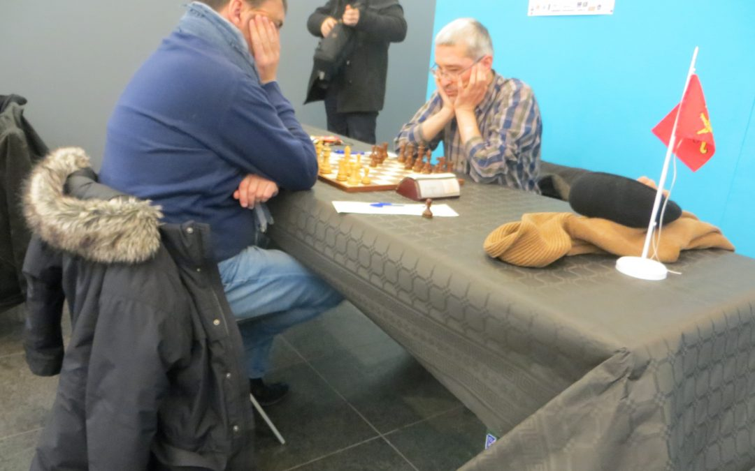 Open de Rouen : Igor vainqueur et Louis qui signe une très belle perf fide !!
