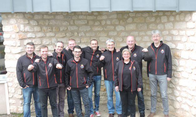 TOP 12 : Gonfreville Monaco en ouverture du championnat !!