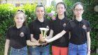 Nationale 2 féminines : les filles décrochent la 1ère place face aux bretonnes et accèdent à la Nationale 1