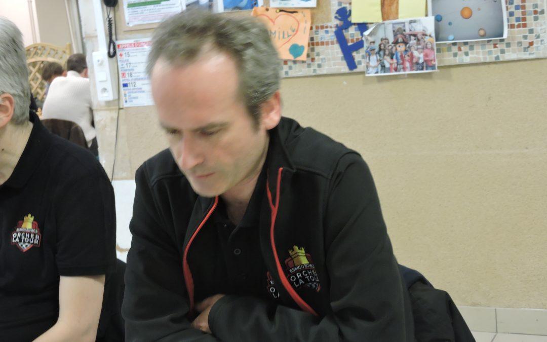 Arnaud PAYEN 2ème à l'Open A du Touquet et William Berriffe 3ème de l'Open B