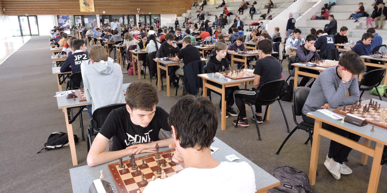 Championnat de Normandie jeunes : liste des qualifiés