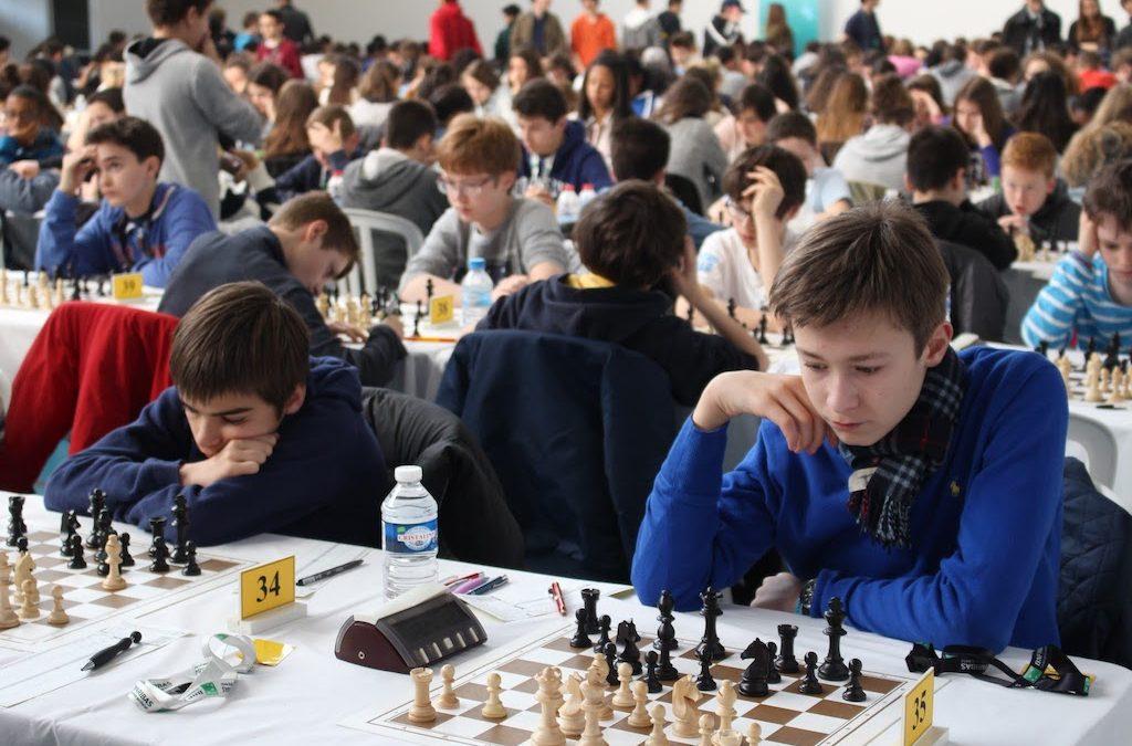 Championnat France d'échecs Jeunes 2016