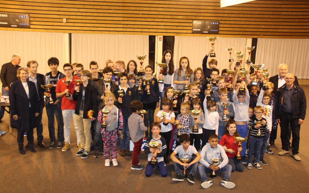 Championnat de Seine Maritime jeunes : C'est terminé. Tous les classements et la liste des qualifiés