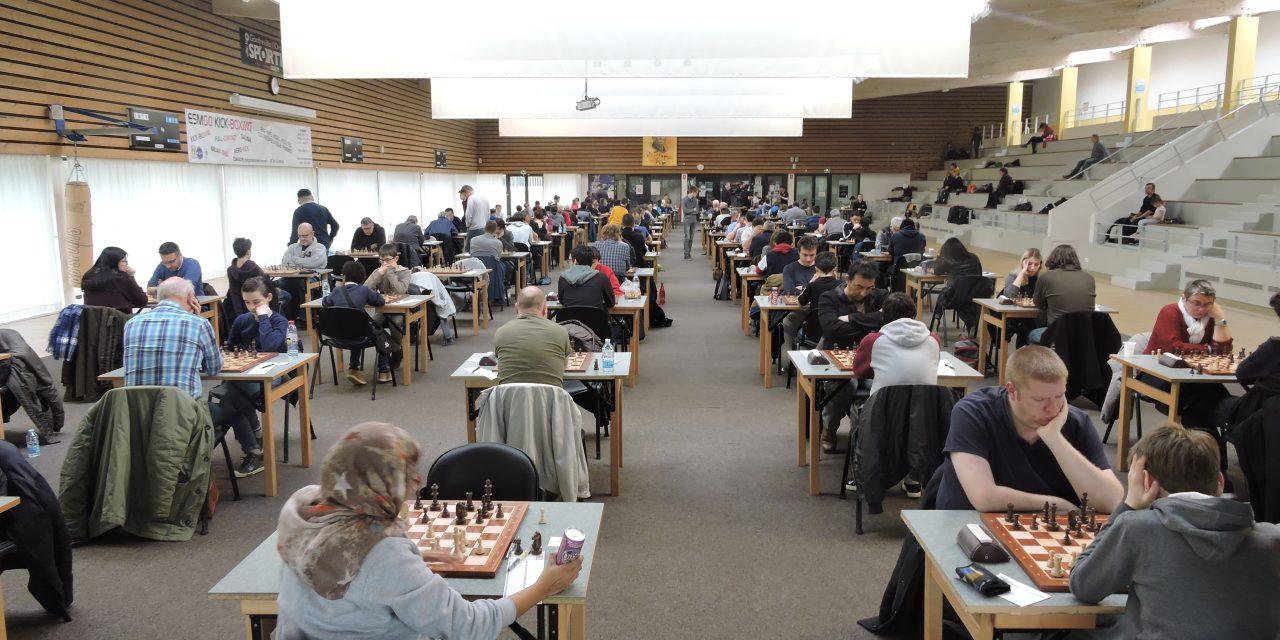 Annulation du 51 ème Open de Pâques Trophée Claude Leroyer