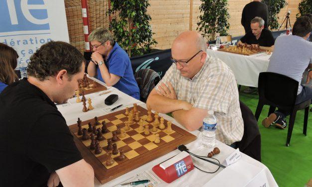 7ème tournoi interne appariements et résultats