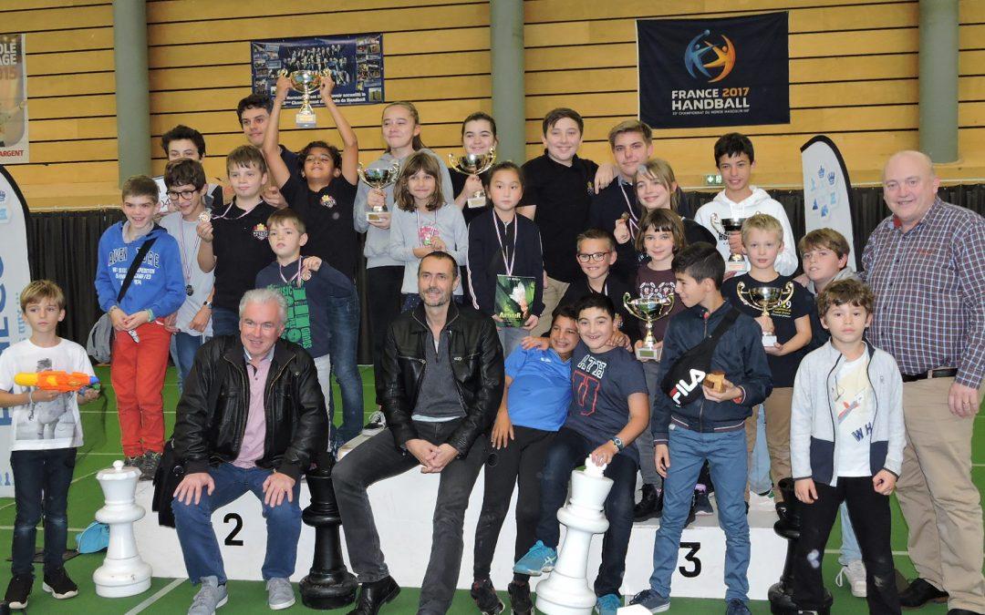 Excellent bilan au championnat départemental jeunes !!